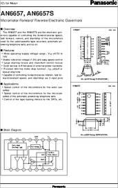 An6884 datasheet